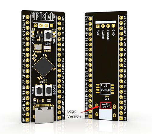 STM32F4x1 MiniF4 / WeAct Studio